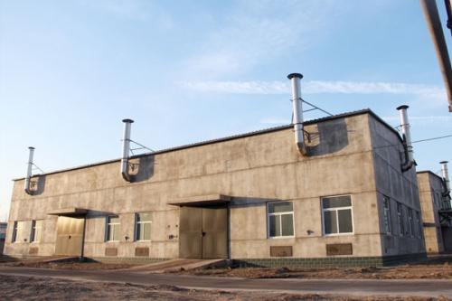 钻井助剂厂房