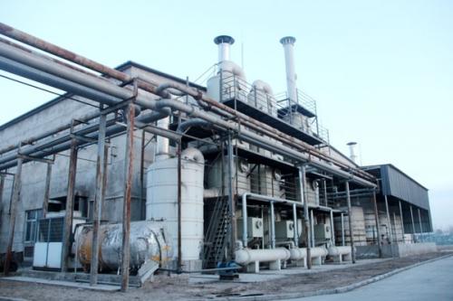 钻井助剂生产厂房